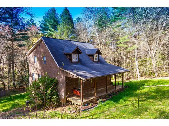 281 Fox Hollow Rd, Pisgah Forest, NC