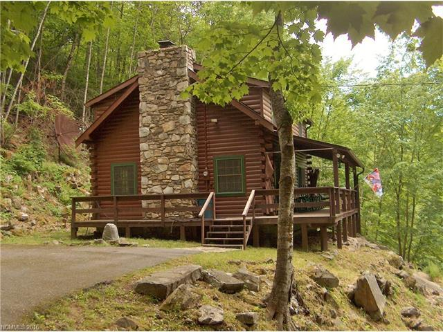 81 Railroad Grade Rd, Maggie Valley, NC
