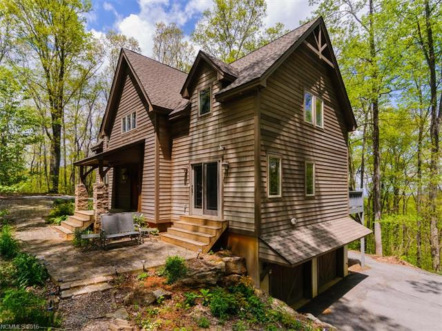 24 Mossy Rock Ln, Leicester, NC