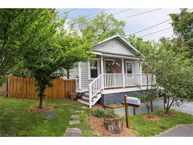 206 Greenlee Ave, Asheville NC 28801