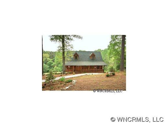70 Overlook Dr, Leicester, NC 28748