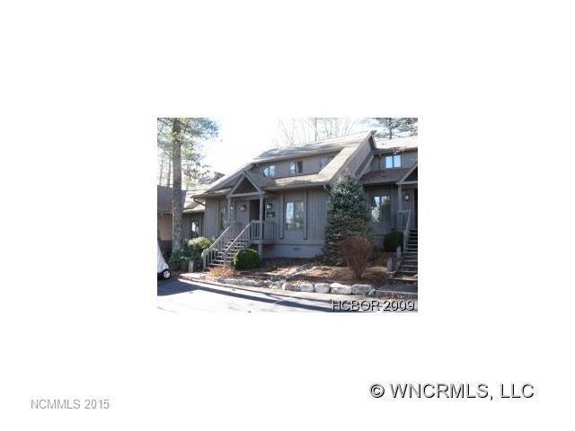 138 Fairway Villas Dr #C Sapphire, NC 28774