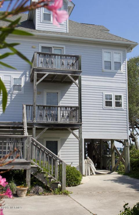 1708 Emerald Dr #E, Emerald Isle, NC 28594