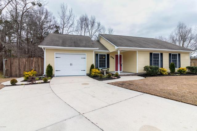 204 Sugarwood CtJacksonville, NC 28540