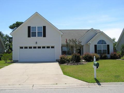 2610 Bow Hunter Dr, Wilmington, NC 28411