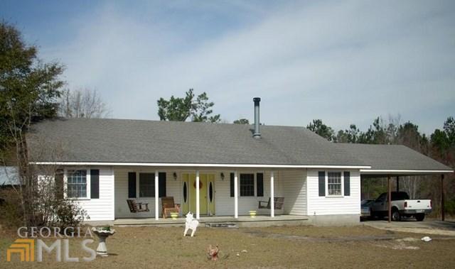 871 Green Spence Rd, Midville, GA