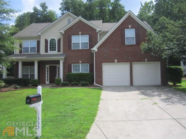 1363 Silvergate Dr, Mableton, GA