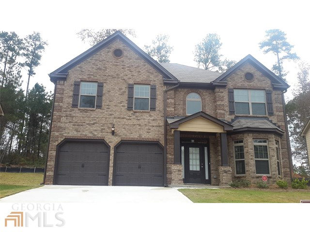 12358 Centerra Dr #LOT 8, Hampton, GA