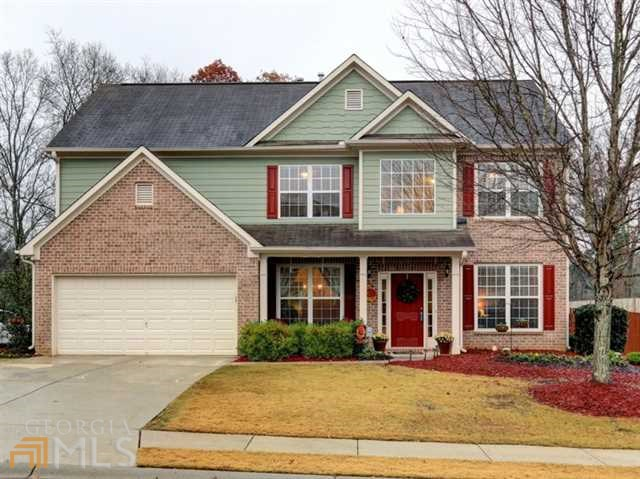 809 Buffington Way, Canton, GA
