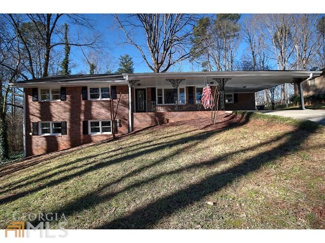 3303 N Creekview Dr, Lawrenceville, GA