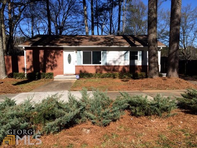 3586 Robinhill Dr, Tucker, GA