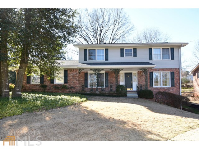 4918 Mill Brook Dr, Atlanta, GA