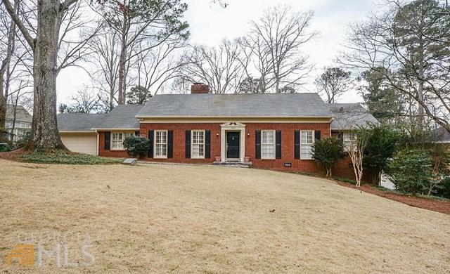 4665 Brook Hollow Rd, Atlanta, GA