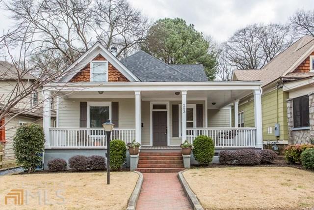 293 Prospect Pl, Atlanta, GA