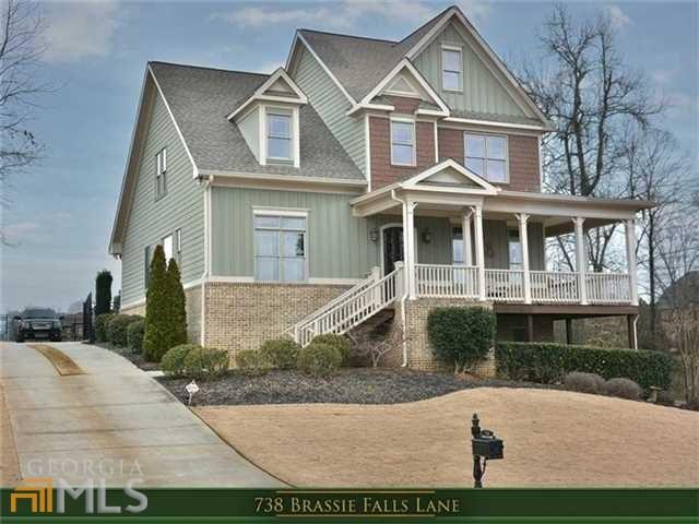 738 Brassie Falls Ln, Jefferson, GA