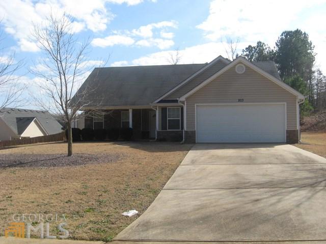 203 Glenview Trl, Griffin GA 30224