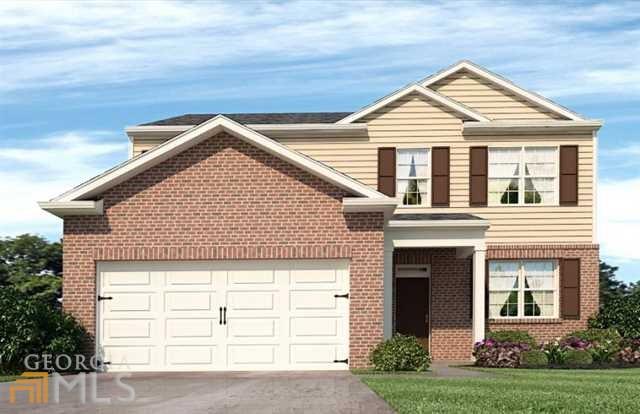 5537 Luther Ct, Ellenwood, GA