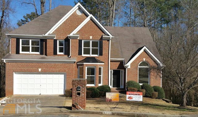 4320 Smithson Creek Dr, Ellenwood, GA