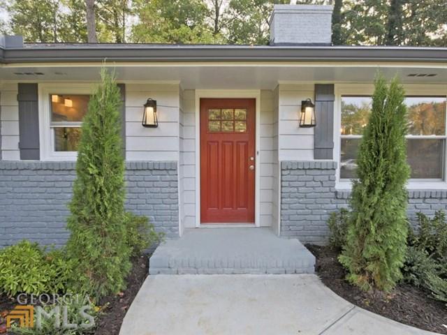 6425 Bridgewood Valley Rd, Atlanta, GA