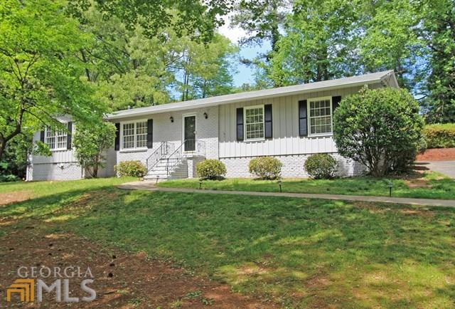 356 Redwood Dr, Marietta, GA