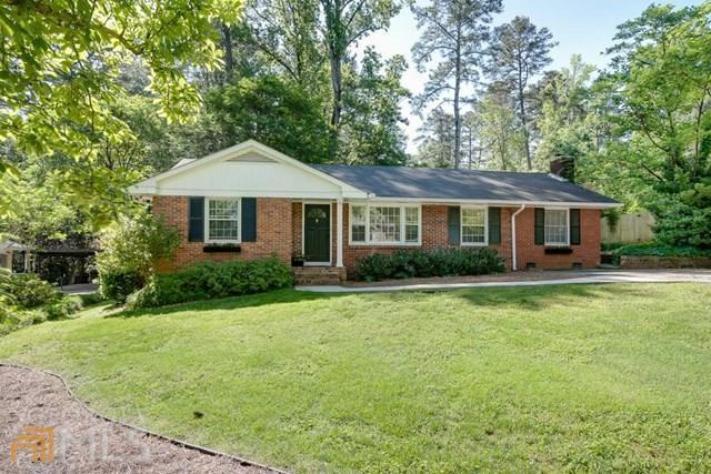 1393 Berkeley Ln, Atlanta GA 30329