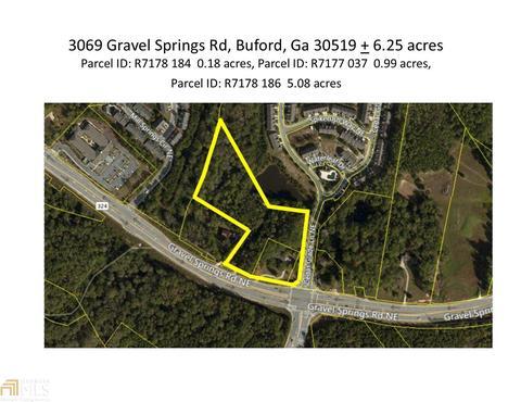 3069 Gravel Springs Rd, Buford, GA 30519