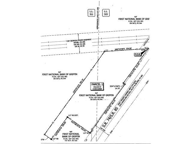 0 Ga Highway 85, Senoia, GA 30276
