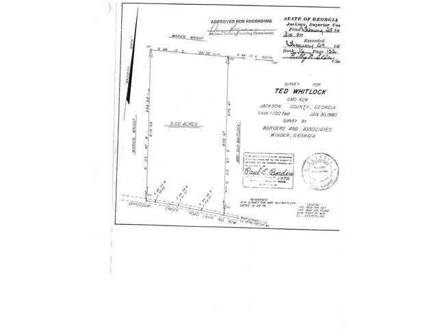 0 Bill Wright Rd, Jefferson, GA 30549