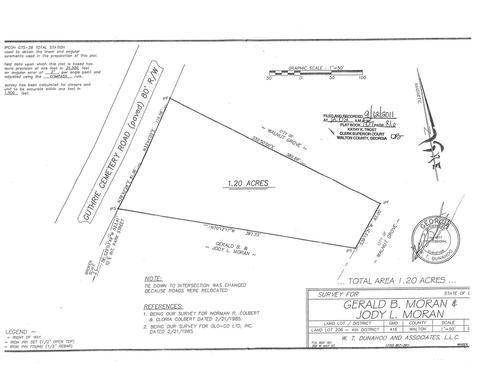 0 Guthrie Cemetery Rd, Loganville, GA 30052