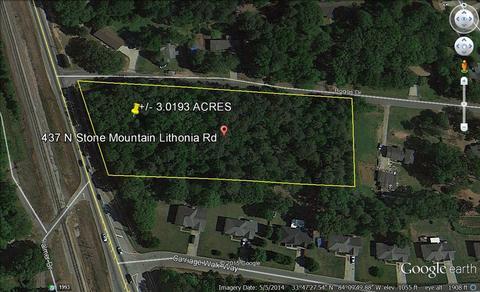 437 S Stone Mountain Lithonia Rd, Stone Mountain, GA 30088