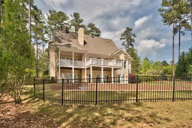 1071 Parrotts Cove Road #165, Greensboro, GA 30642