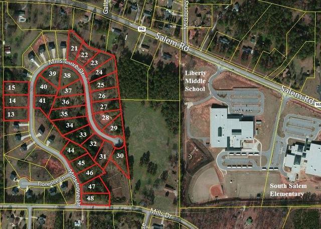 0 Mills Cove Dr, Covington, GA 30016