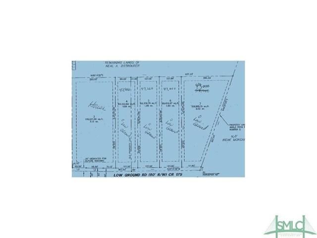 0 Low Ground Rd #6, Guyton, GA 31312
