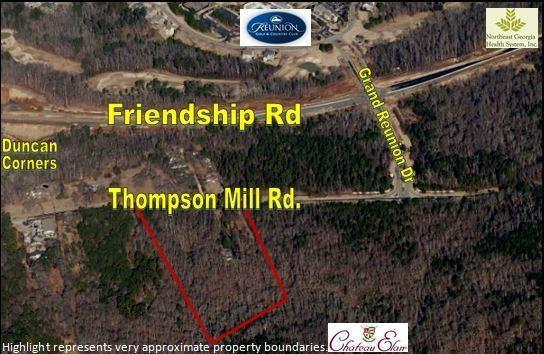 5461 Thompson Mill Rd, Hoschton, GA 30548