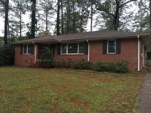 1731 Columbine Rd, Milledgeville, GA