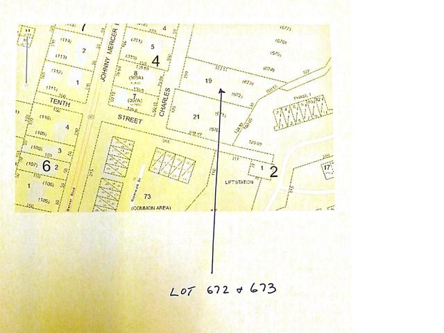 672 Charles Avenue #672/673, Savannah, GA 31410