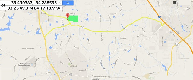 511 Ga Highway 3 Old Dixie Highway, Hampton, GA 30228