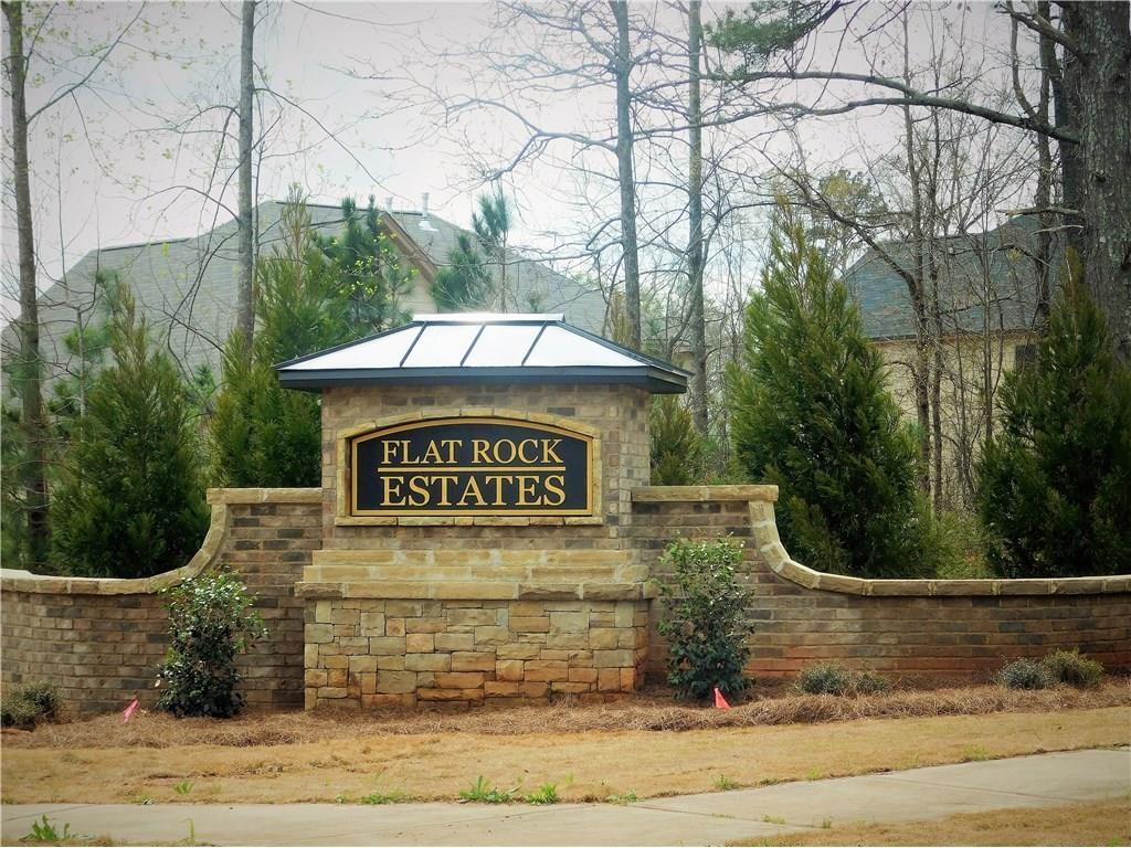 4205 Flat Rock Drive #LOT 21E, Lithonia, GA 30038