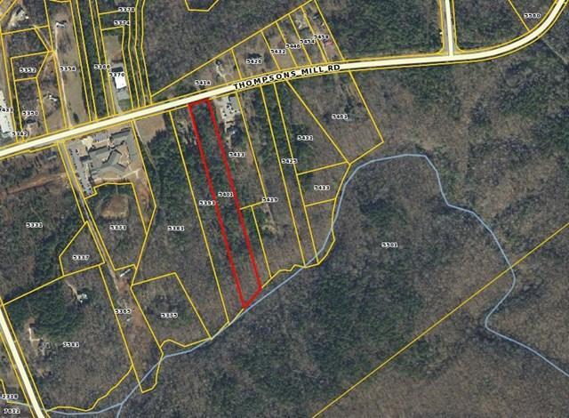 5401 Thompson Mill Rd, Hoschton, GA 30548