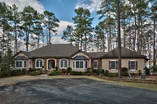 1190 Parrotts Cove Rd, Greensboro, GA 30642