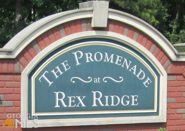 5883 Rex Ridge Loop #LOT 177, Rex, GA 30273
