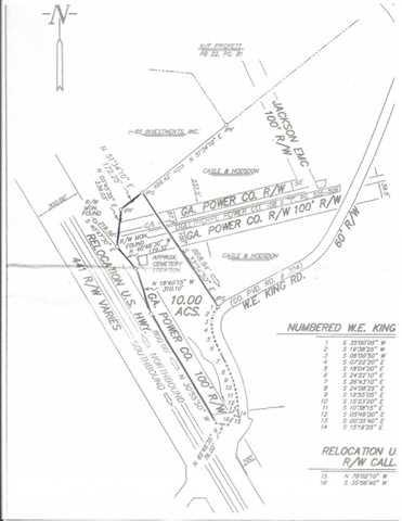 722 W E King Rd, Commerce, GA 30530