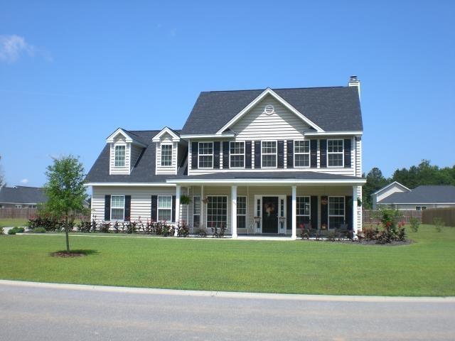 103 Saddlebrush Rd, Ellabell, GA