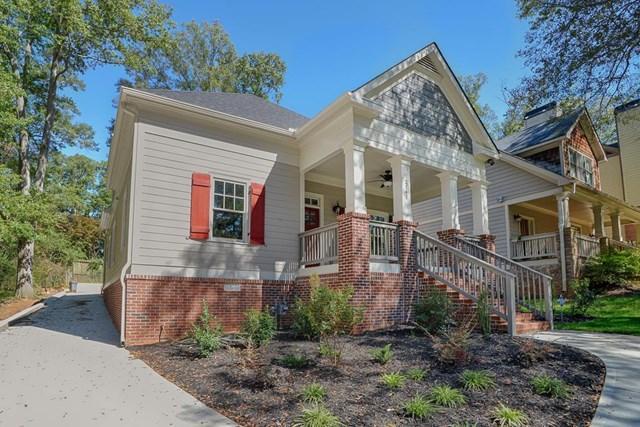 2141 Cambridge Ave, Atlanta, GA