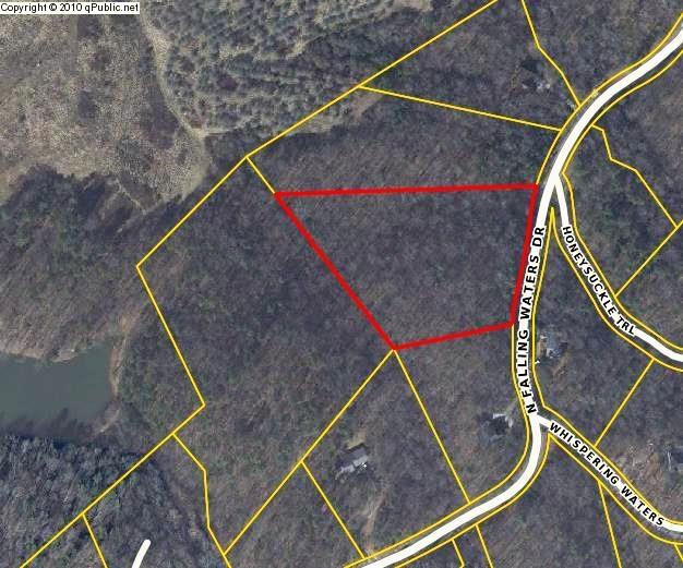 3 84 Acres N Falling Waters Drive #LOT 3, Demorest, GA 30535