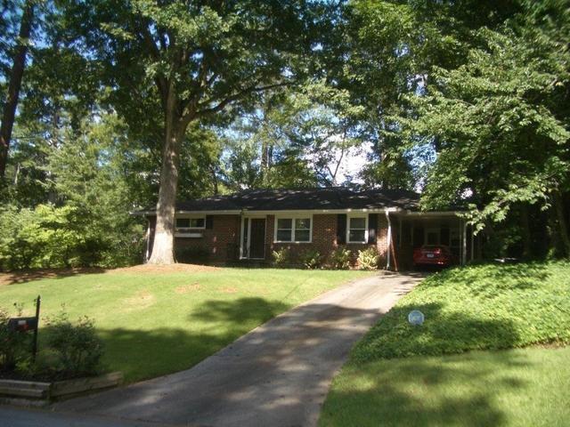 2700 Mount Olive Dr, Decatur, GA