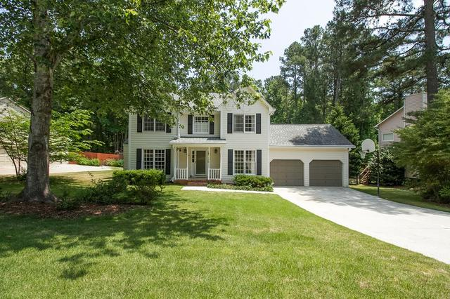 125 Wickerhill #LOT 14, Peachtree City, GA