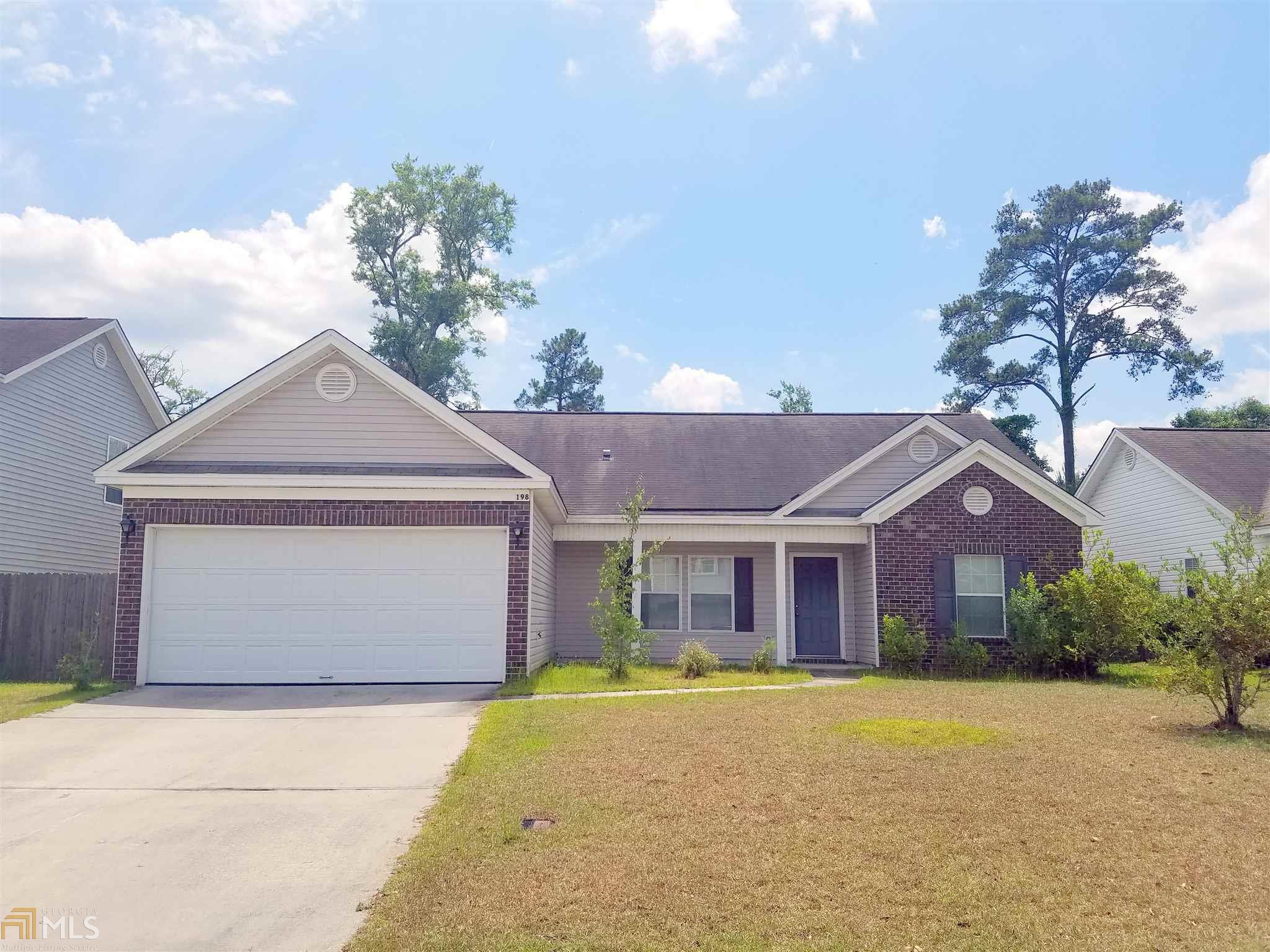 198 Cherry Laural Lane, Savannah, GA 31419