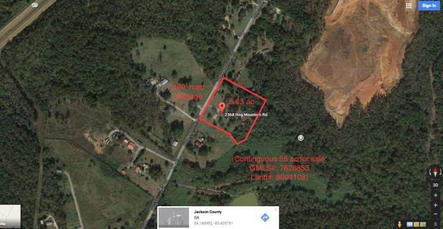 2368 Hog Mountain Rd, Jefferson, GA 30549