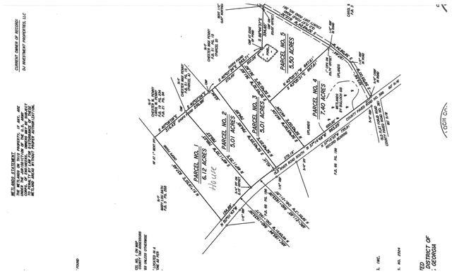4030 Old River Rd 2, Brooklet, GA 30415